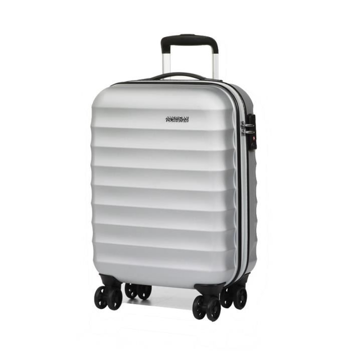 valise rigide american tourister 4 roues taille cabine 55cm collection palm valley achat. Black Bedroom Furniture Sets. Home Design Ideas