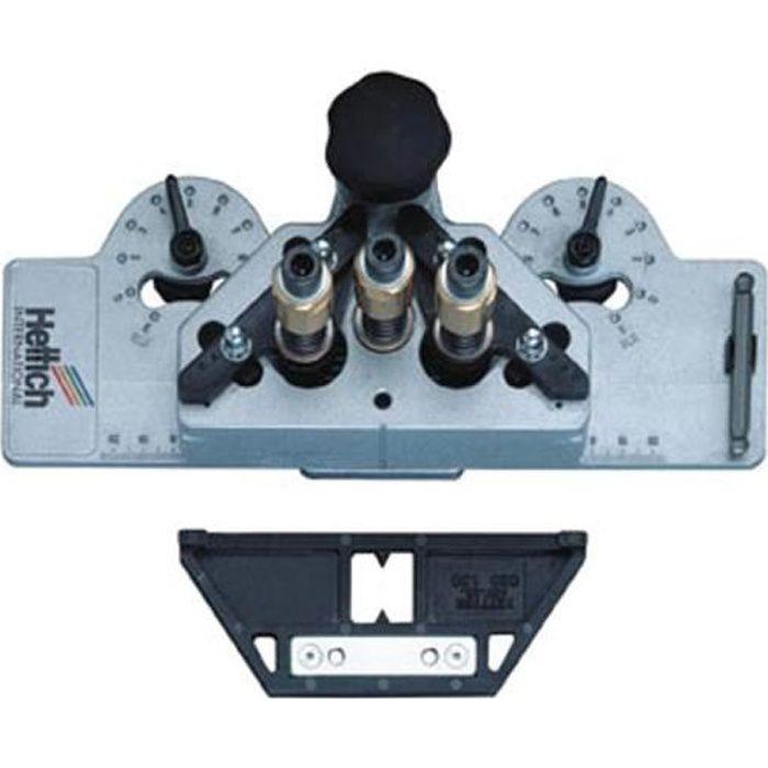 ACCESSOIRE MACHINE Gabarit drill.jig charniere        20165