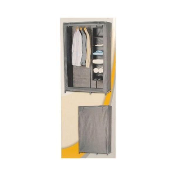 PENDERIE MOBILE armoire garde robe penderie pour vêtements et a…