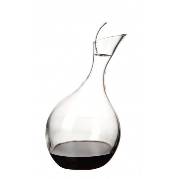 carafe design developer 2 l 39 atelier du vin 09 achat vente carafe a vin carafe design. Black Bedroom Furniture Sets. Home Design Ideas