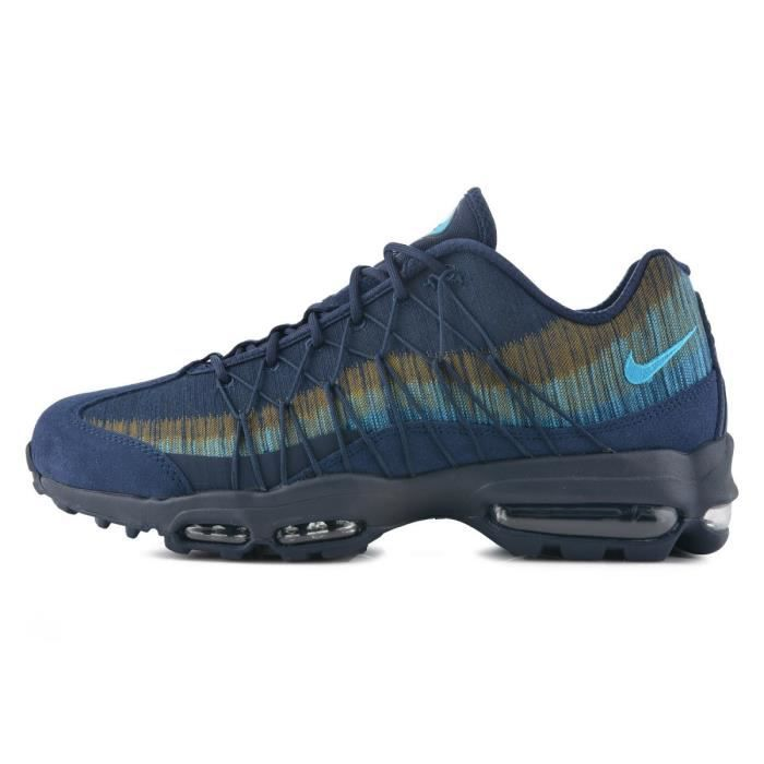grossiste f9aa1 589f4 Basket Nike Air Max 95 Ultra Jacquard - 749771-402