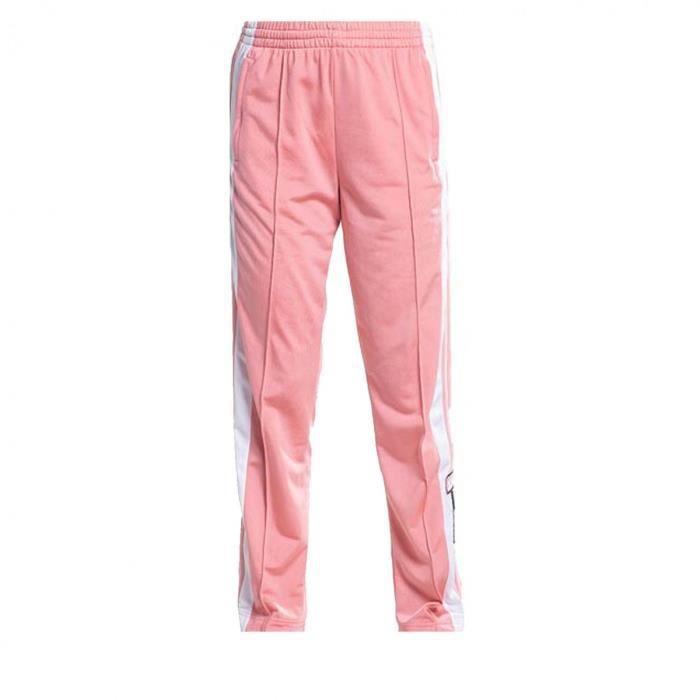 pantalon adidas femme rose