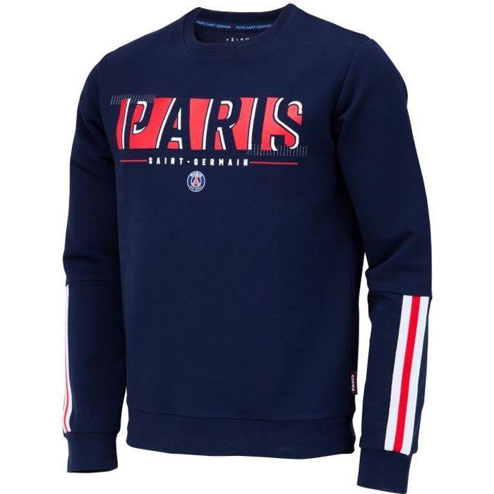 PARIS SAINT-GERMAIN Sweat zipp/é PSG b/éb/é Collection Officielle