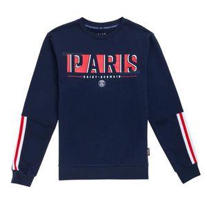 Collection Officielle PARIS SAINT-GERMAIN Sweat zipp/é PSG b/éb/é