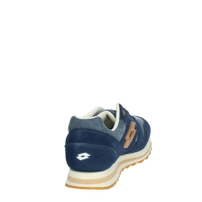 Lotto Petite Sneakers Homme Bleu, 40