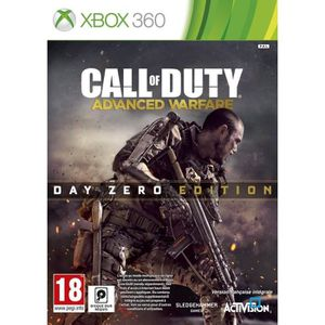 JEUX XBOX 360 Call of Duty: Advanced Warfare Edition D0 XBOX 360