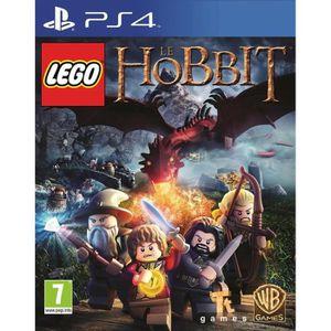 JEU PS4 LEGO LE HOBBIT - Jeu PS4