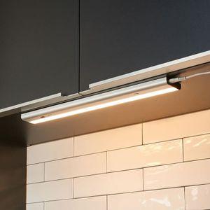 ECLAIRAGE DE MEUBLE Lampenwelt lampes sous meuble LED pour cuisine Dev