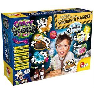EXPÉRIENCE SCIENTIFIQUE Lisciani 68654, Chemistry, Experiment kit, 8 yr(s)