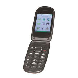 Téléphone portable Téléphone portable Seniors pliant Téléphone portab