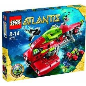 ASSEMBLAGE CONSTRUCTION Lego Le transporteur neptune