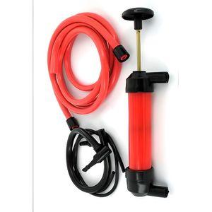 POMPE À GRAISSE Pompe de transvasement rouge et noire