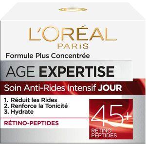 HYDRATANT VISAGE L'OREAL PARIS Expert Anti-Age 45+ Jour
