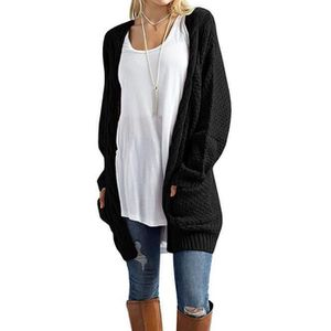 4f22245d724 PULL Dresstells Pull Casual Femmes Rétro Manches Longue