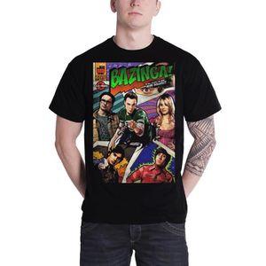 "BBP The Big Bang Théorie Dr Sheldon Cooper 8/"" figurine avec flash externe Shirt"