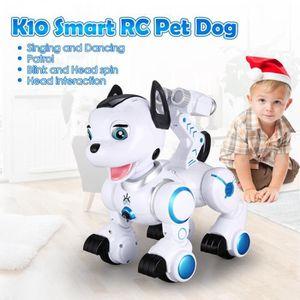 ROBOT - ANIMAL ANIMÉ Noël Chien fidèle de l'enfant - robot RC chien Int
