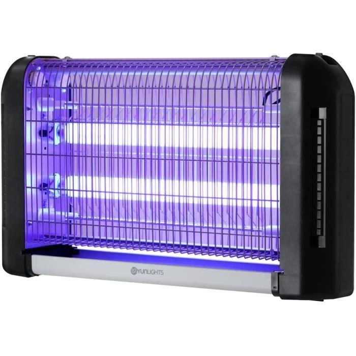 Lampe Anti Moustique 28W Tue Mouche Electrique Anti Moustique Electrique Lampe Anti Mouche Lampe Anti Insecte avec Lumière UV pour
