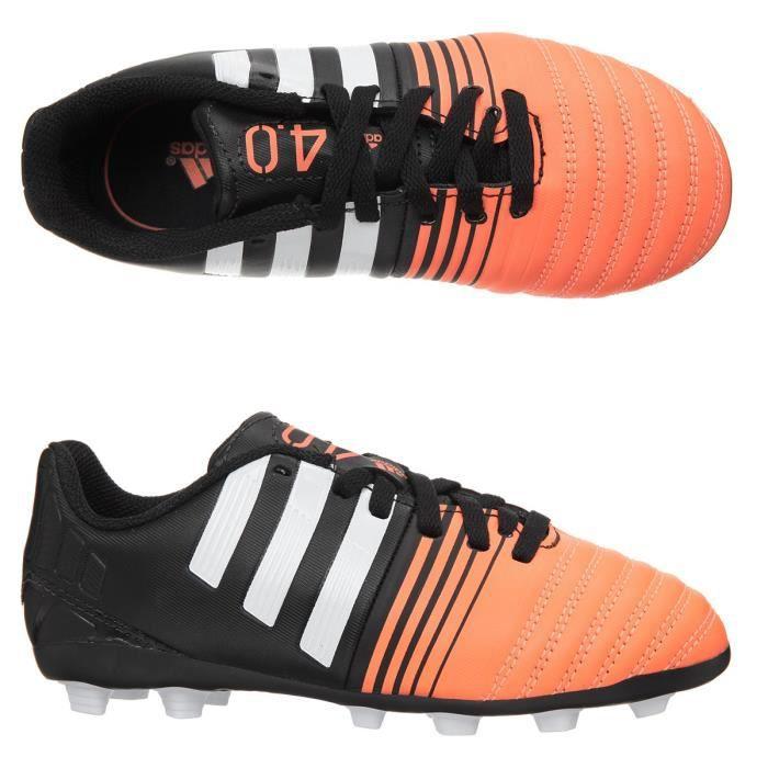 ADIDAS Chaussures de Football Nitrocharge 4.0 Terrain Sec FG Enfant Garçon