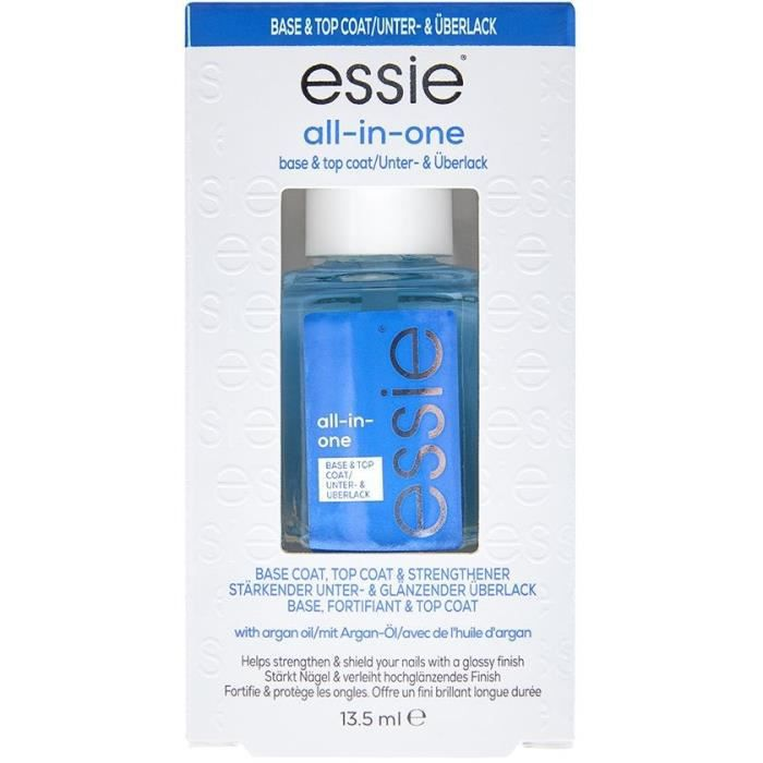 Essie Base fortifiant Top Coat All-in-One - 13,5 ml