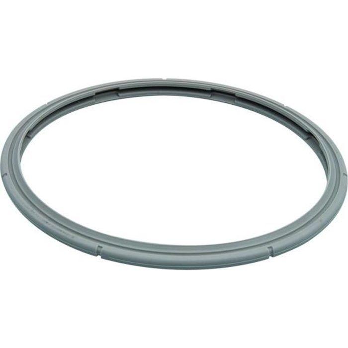 FISSLER ACCESOIRE Joint de rechange pour couvercle d'autocuiseur FL03866700205 Ø22cm gris