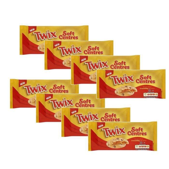 M&M'S Twix Cookie - 144g x 8