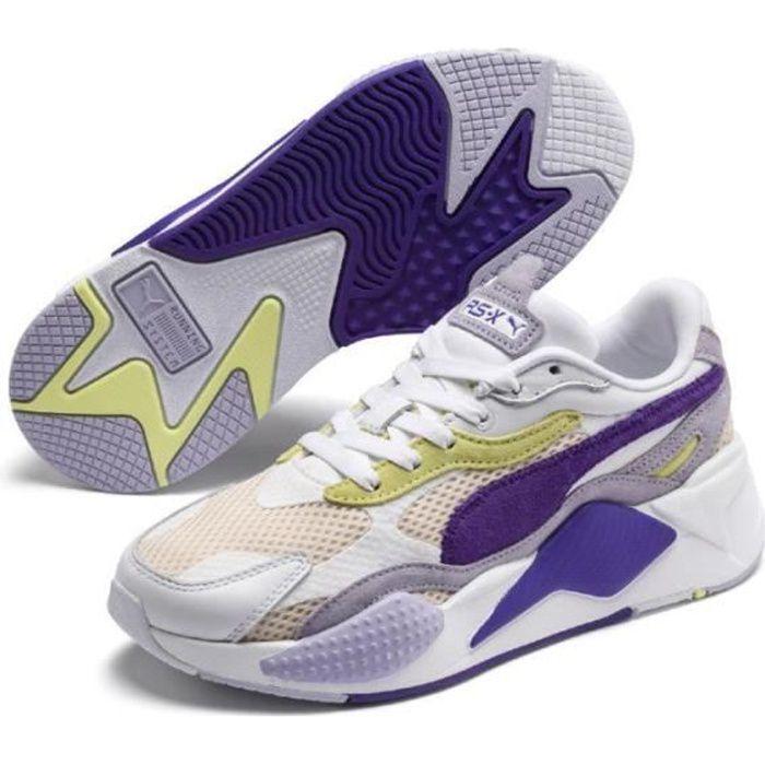 Chaussures de lifestyle femme Puma RS-X3 Mesh Pop