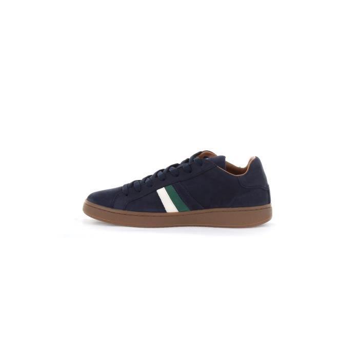 Serafini UBOR05 chaussures de tennis Faible Homme Bleu