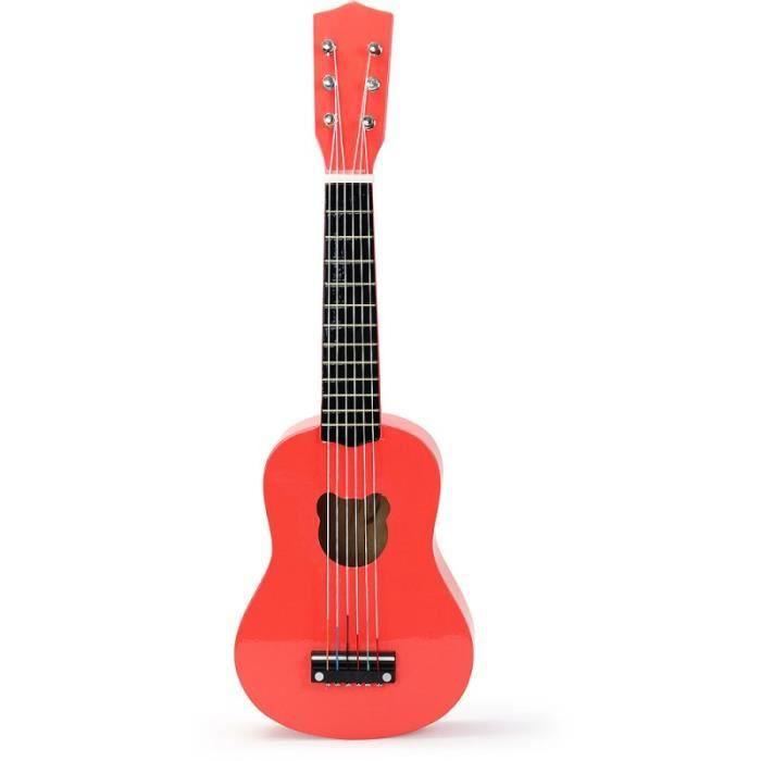 Jouets musicaux - Guitare crazy orange - Vilac - Jeux et jouets