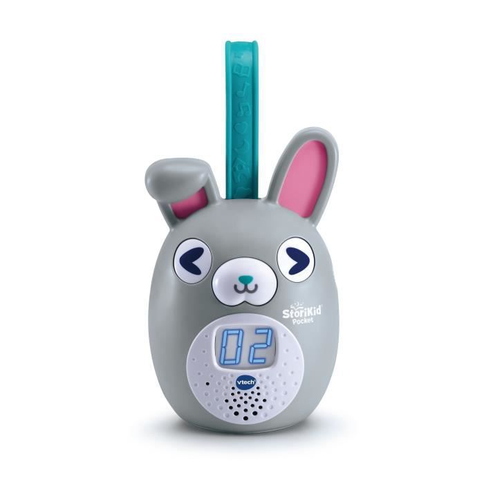 Vtech - Storikid Pocket (gris) - 3 - 8 ans