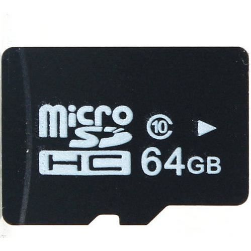 carte micro sd m moire micro sdhc tf 64 g go 64 gb achat vente carte m moire cdiscount. Black Bedroom Furniture Sets. Home Design Ideas