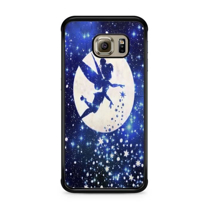 coque samsung s6 fee clochette