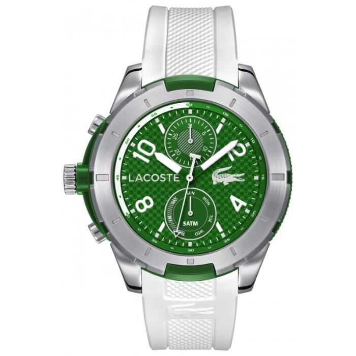 Tonga Homme Montre Cdiscount Sku 2010758Achatvente Lacoste YgyvI7bf6