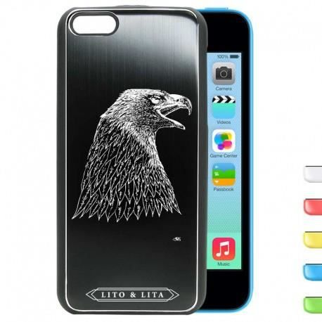 coque iphone 5 aigle