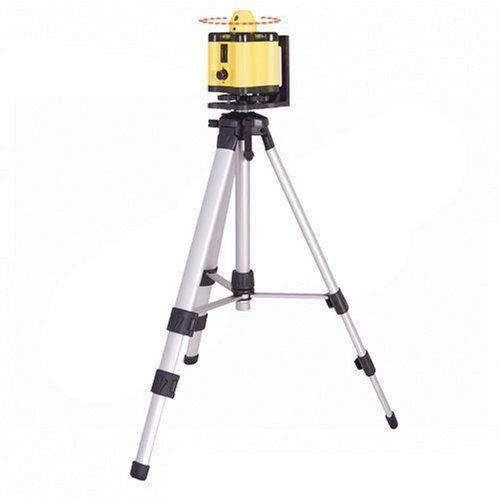 273233 Coffret Niveau Laser Rotatif Port/ée de 30 m Silverline