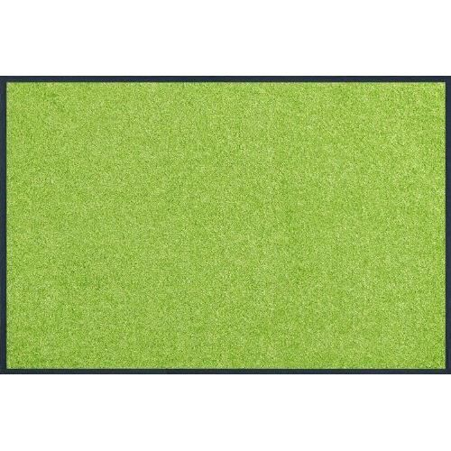 Wash dry 052654 tapis apple green nylon caoutchouc nitrile for Tapis cuisine wash and dry