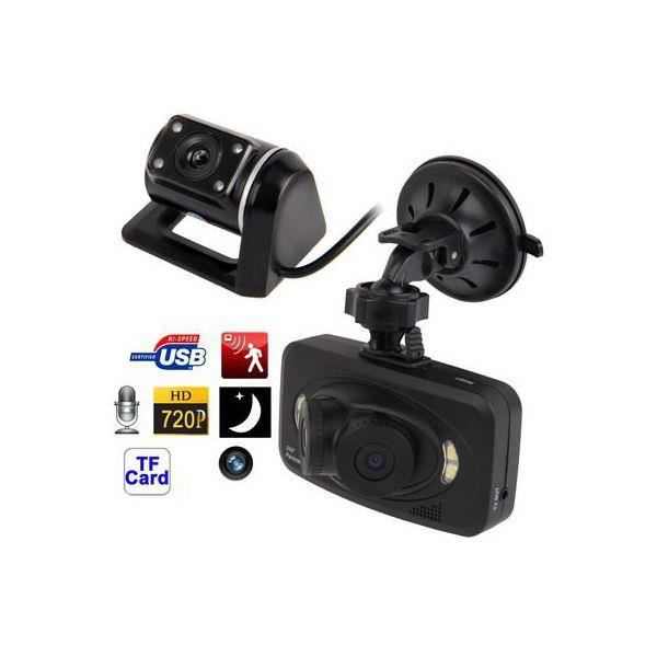dash cam cam ra voiture triple boite noire 720p 360 grand angle achat vente cam ra. Black Bedroom Furniture Sets. Home Design Ideas