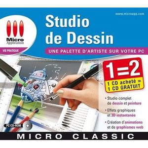 MULTIMÉDIA Studio De Dessin