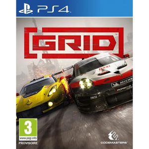 JEU PS4 GRID Jeu PS4