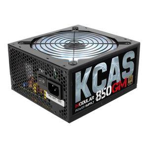 ALIMENTATION INTERNE AEROCOOL Alimentation PC KCAS-850GM - 850W - 80PLU