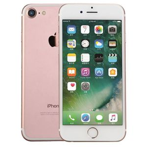 SMARTPHONE RECOND. APPLE iPhone 7 Rose Or 32Go Smartphone Recondition