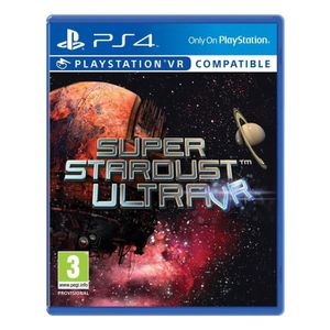 CASQUE RÉALITÉ VIRTUELLE Super Stardust (Playstation VR) : Playstation 4 ,