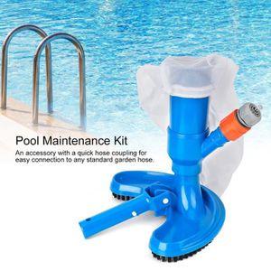 ENTRETIEN MANUEL  Kit de nettoyage pour aspirateur de piscine
