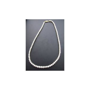 SAUTOIR ET COLLIER Chaines, colliers Collier Perle