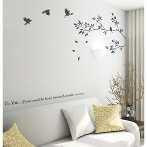 stickers muraux arbre de vie achat vente stickers. Black Bedroom Furniture Sets. Home Design Ideas