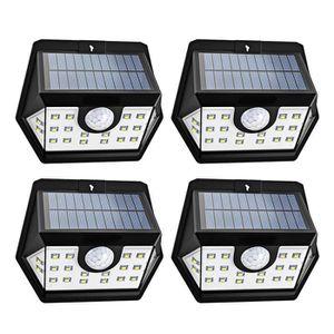 LAMPE DE JARDIN  Ototon® 4 Pack Lampe Solaire Eclairage Exterieur 2