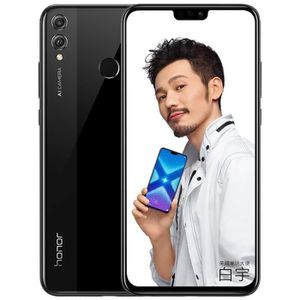 SMARTPHONE HONOR 8X 4+128 Go ROM 6,5 Pouces Android 8,0 Kirin