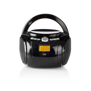 ENCEINTE NOMADE NEDIS Boombox | 9 W | Bluetooth® | Lecteur de CD /