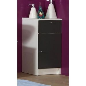 element bas de salle de bain achat vente element bas de salle de bain pas cher soldes. Black Bedroom Furniture Sets. Home Design Ideas