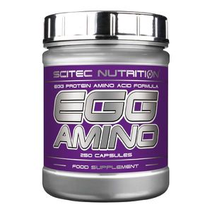 egg amino 250caps scitec nutrition acides amin s oeuf prix pas cher cdiscount. Black Bedroom Furniture Sets. Home Design Ideas