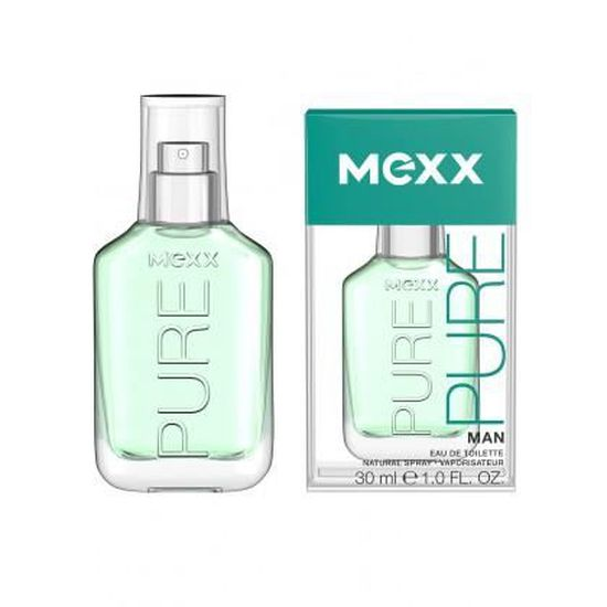 b4798b94731f Mexx pur Man EDT 30 ml New Look - Achat   Vente eau de senteur Mexx pur Man  EDT 30 ml New ... - Cdiscount
